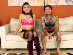 Nikki Is A Wild Babe Who Loves To Feel A Harsh Fuck And