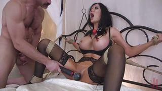 Kinky Torture For The Busty Milf Jasmine Jae