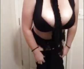 36 G Saggy Tits Milf Lateshay Black Skirt Amp Amp Amp Stockings Strip