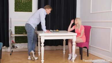 X Angels Com Lilly Bella Open Pussy To Find A Chess Piece