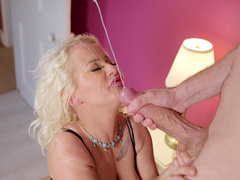 Milf Petite Princess Eve Gets Totally Destroyed With Monster Facial Cumshots
