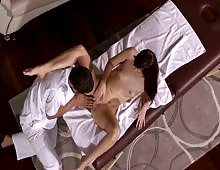 Lily Carter Fucked Hard By Masseur And Squirting On His Dick